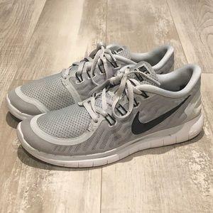 Nike Free 5.0 women's running shoes